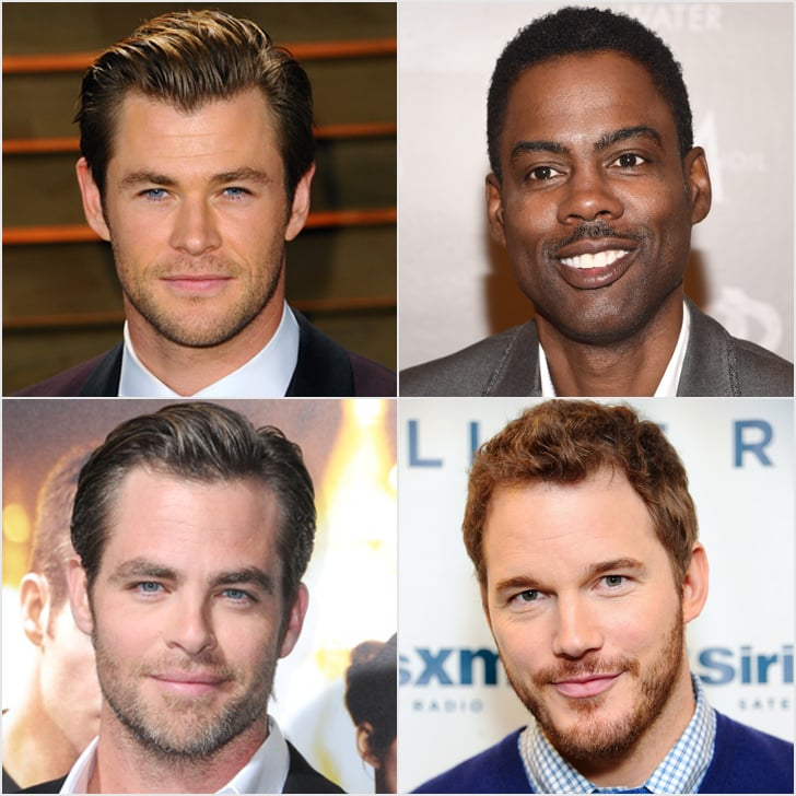 Which Hot Hollywood Chris Is Your Favorite?