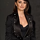 Penelope Cruz at Burberry