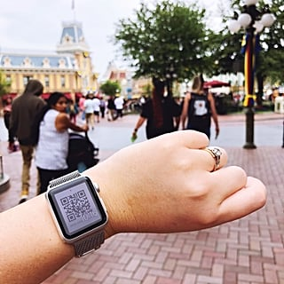Disneyland PhotoPass Apple Watch Hack
