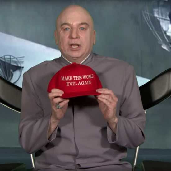 Dr. Evil Interview With Jimmy Fallon Mike Myers Video 2018