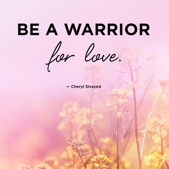 Cheryl Strayed Quotes on Love