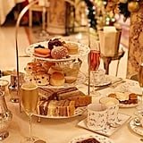 Sample the Ritz's Festive Afternoon Tea
