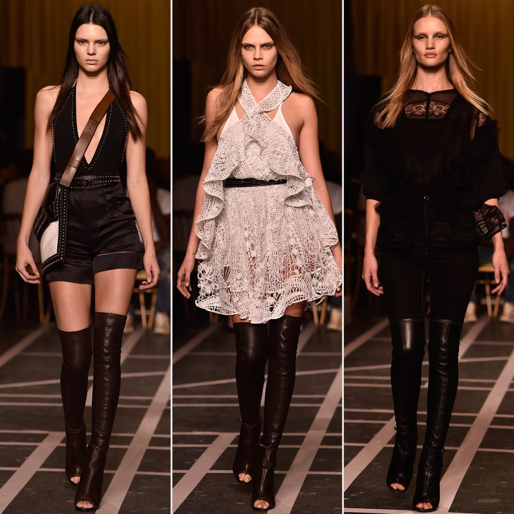 Givenchy Makes Us Wonder How Something So Fierce Can Be So Pretty