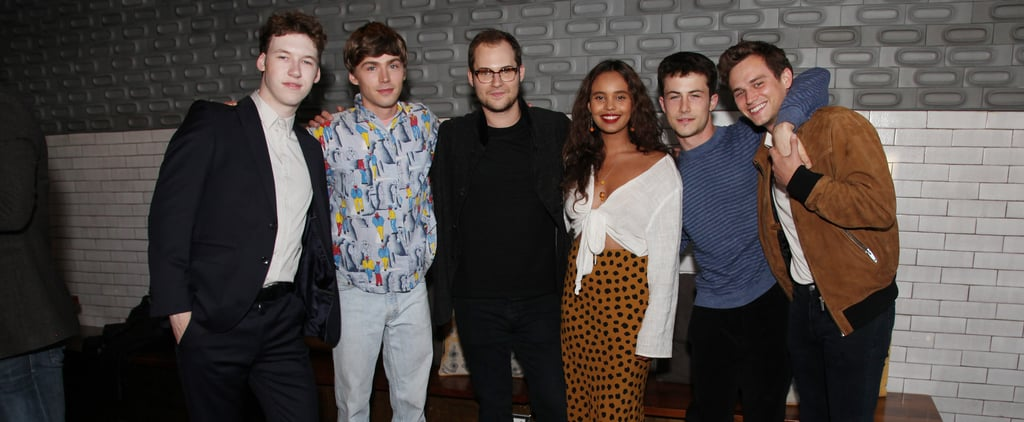 13 Reasons Why Cast on Twitter and Instagram
