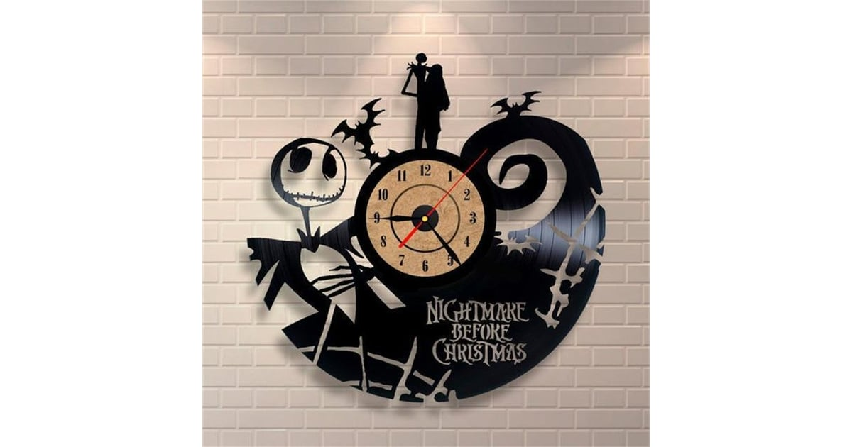 the nightmare before christmas clock the nightmare before christmas party ideas popsugar family photo 3