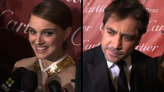 Video of Natalie Portman and Javier Bardem at the 2011 Palm Springs Film Festival