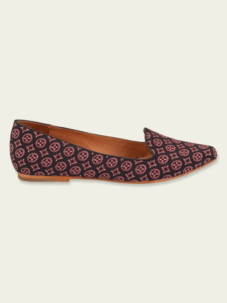 For the girl who is a prepster at heart, the Joie Day Dreaming smoking flats ($175) can instantly add a bit of Ivy League attitude to a look.