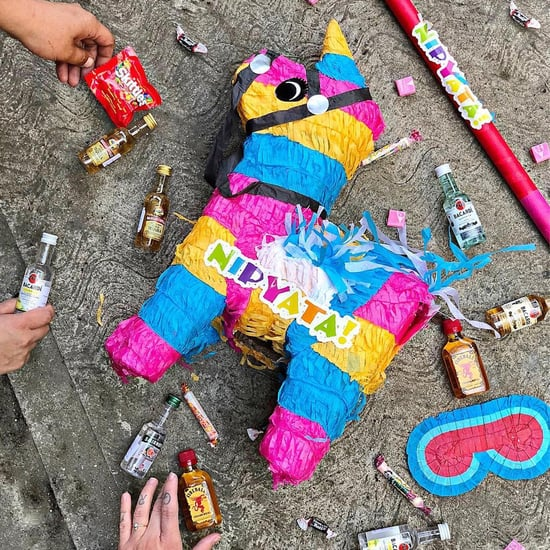 Nipyata Alcohol-Filled Piñatas