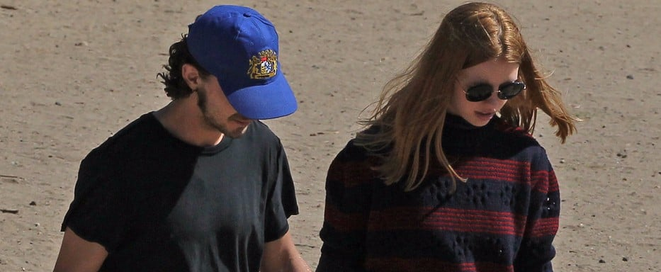 Shia LaBeouf and Mia Goth Make Their First Public Outing Since Tying the Knot