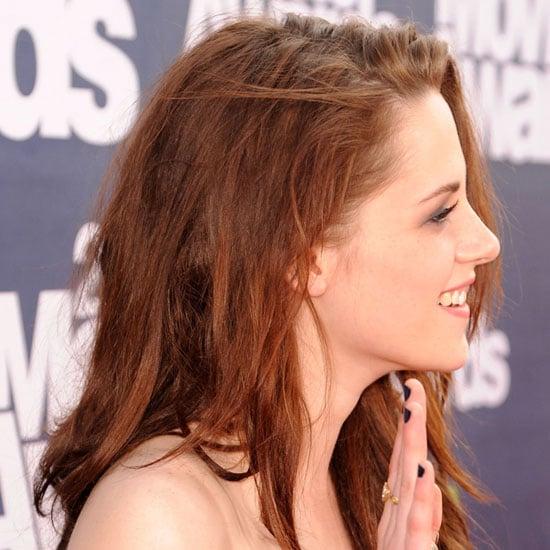 Found! Kristen Stewart's Essie Nail Polish at the 2011 MTV Movie Awards