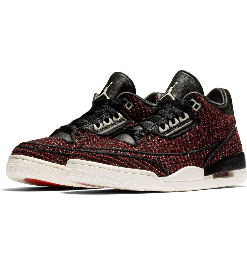 80443bb476a Nike Air Jordan 3 Retro SE AWOK Sneakers | Fall Nike Sneakers For ...