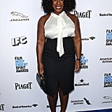 Uzo Aduba at the 2016 Film Independent Filmmaker Grant and Spirit Award Nominees Brunch