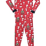 BedHead Print Fitted Two-Piece Pajamas (Toddler, Little Kid & Big Kid)