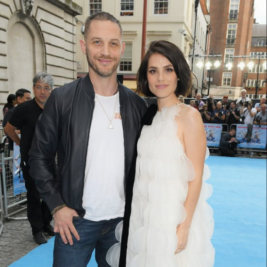 Charlotte Riley Gives Birth to Second Child