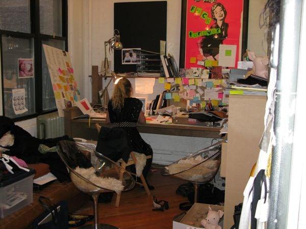 A Visit To Sue Stemp's Studio