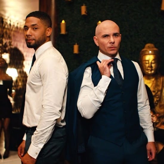 "Pitbull and Jussie Smollett ""No Doubt About It"" Music Video"