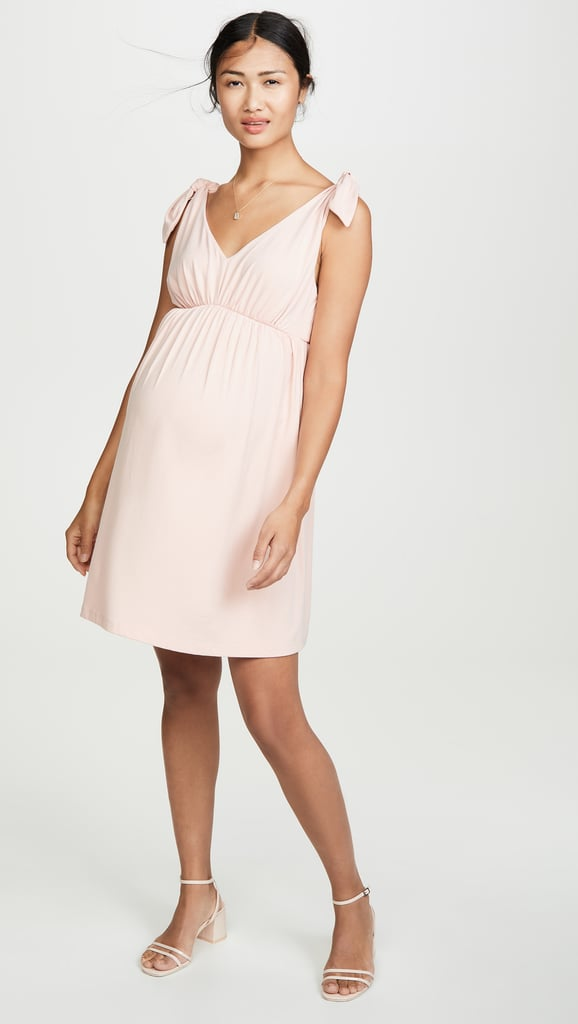 fb7aded38a6eb Best Maternity Dresses For Wedding Guests | POPSUGAR Family