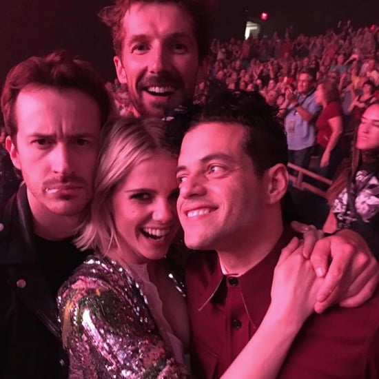 Bohemian Rhapsody Cast Hanging Out