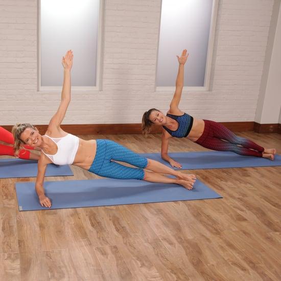 Pilates Workout das du zuhause machen kannst