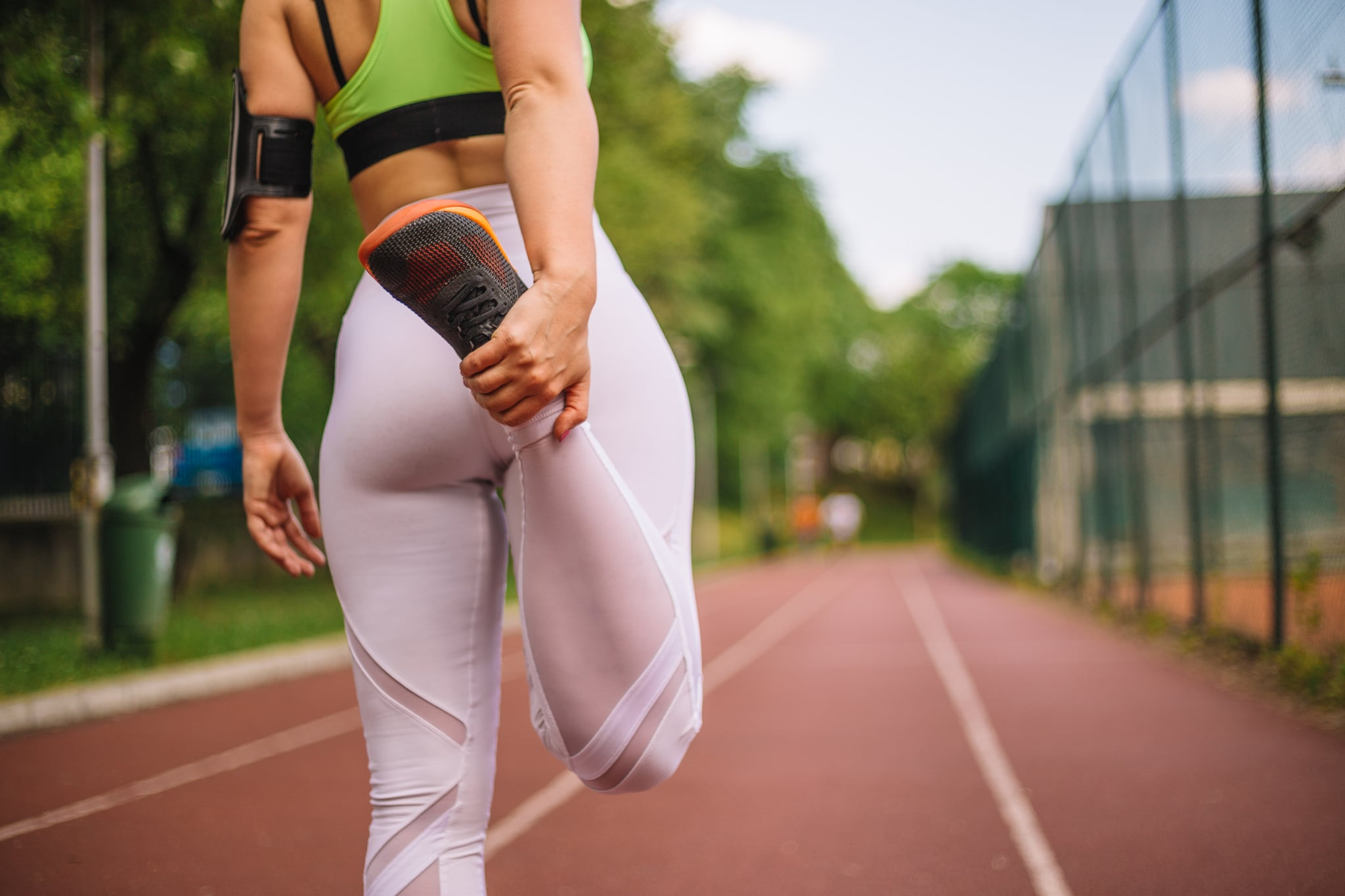 This Is How Much You Need to Run to Start Losing Weight, According to a Trainer