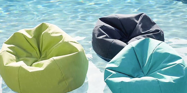 Bean Bag Pool Float Popsugar Smart Living