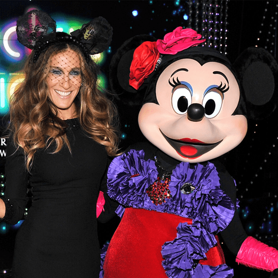 Sarah Jessica Parker's Met Gala Hat Inspired by Disney