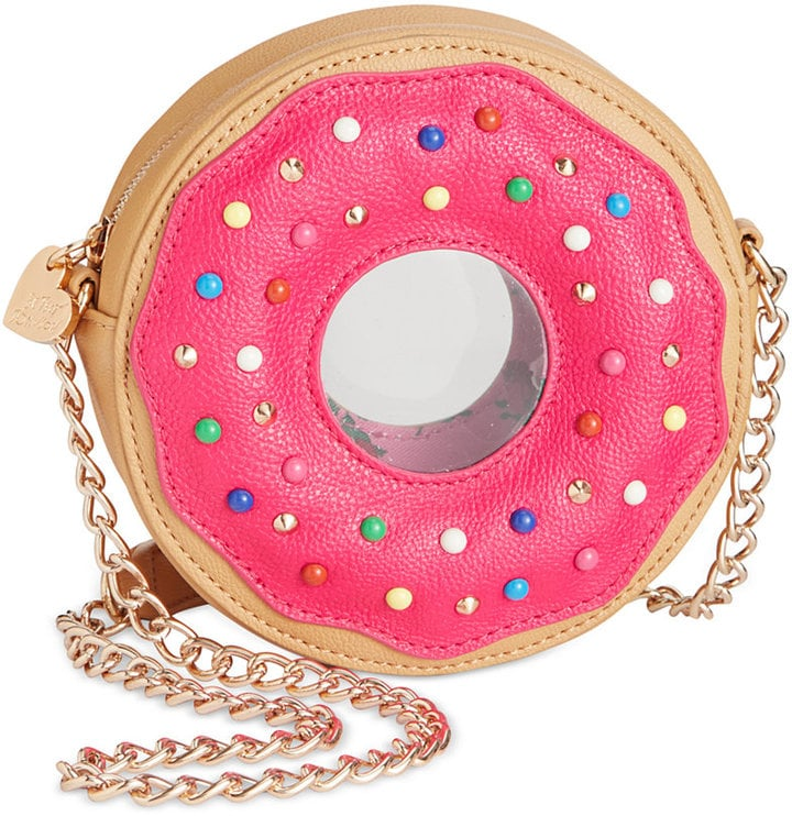 Betsey Johnson Doughnut Crossbody ($75)