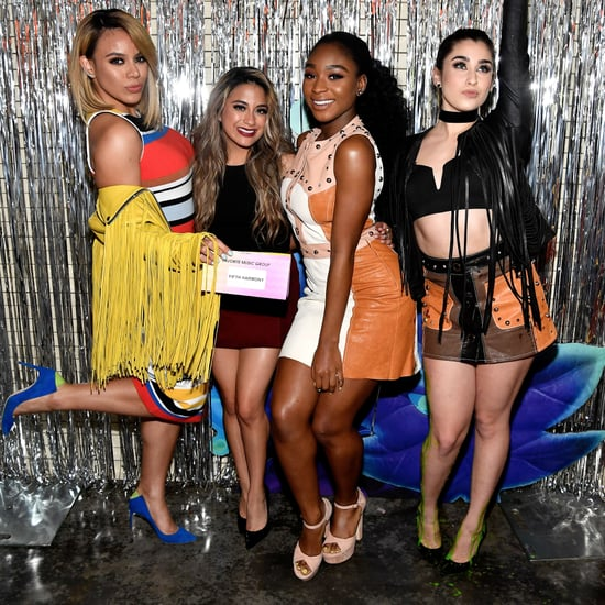 Camila Cabello and Fifth Harmony at Kids' Choice Awards 2017