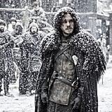 Jon Snow, as a Wildling