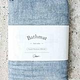 Charcoal Bathmat ($34)