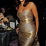 Halle Berry in Gold