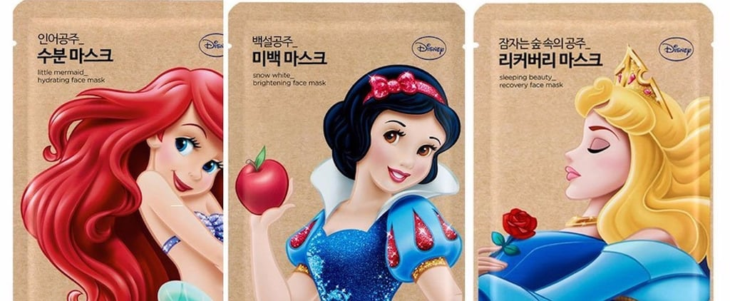 These Magical Sheet Masks Will Delight Disney and K-Beauty Fans Alike