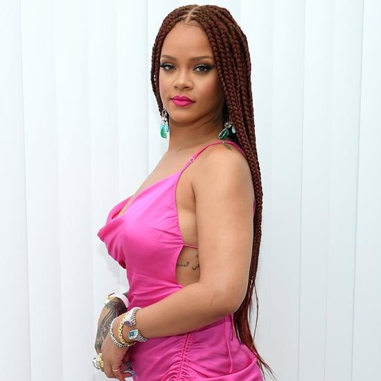 Rihanna's Dress at Fenty Event in New York City June 2019