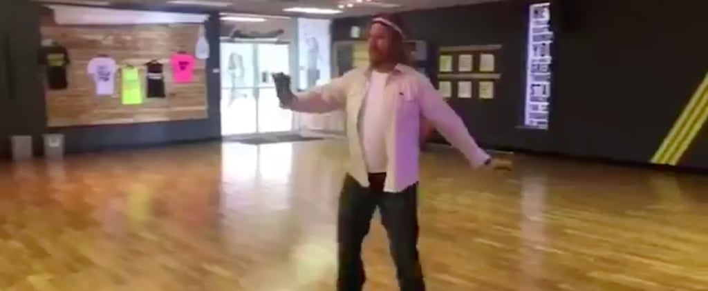 Chip Gaines Dancing Video