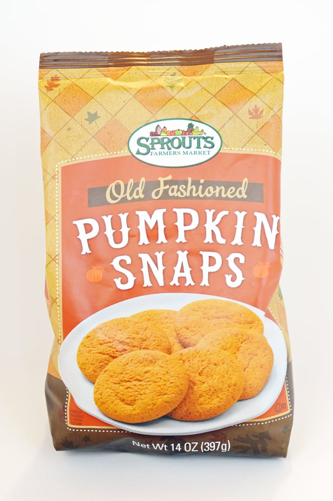 Sprouts Old Fashioned Pumpkin Snaps