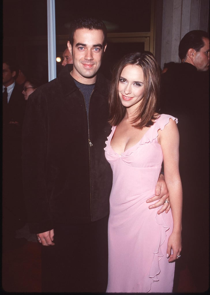 Jennifer Love Hewitt And Carson Daly Celebrity Couples From The