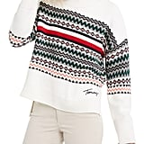 Tommy Hilfiger Fair Isle Drop-Shoulder Sweater