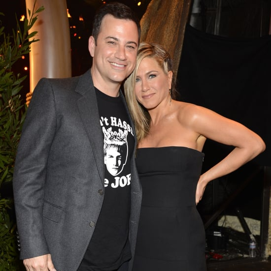 Jennifer Aniston Roasting Jimmy Kimmel Video