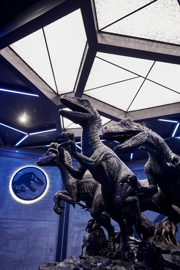 The Ride's Storyline Was Inspired By the Jurassic World Films