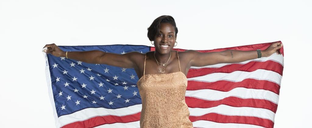 Black Olympic Athletes Reveal What Brings Them Joy