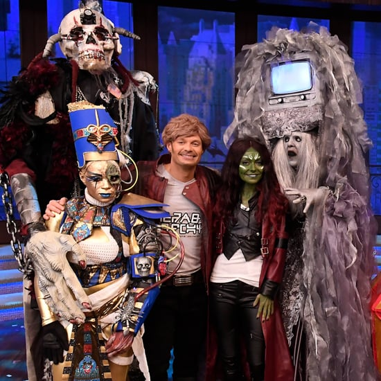 Kelly Ripa and Ryan Seacrest Halloween Costumes 2017