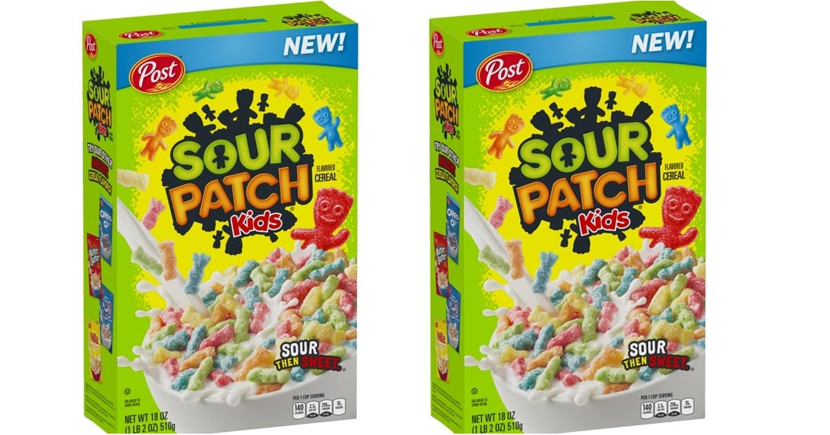 S And B Filters >> Where to Buy Sour Patch Kids Cereal | POPSUGAR Food