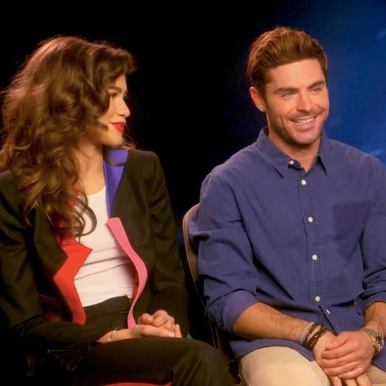Zac Efron and Zendaya The Greatest Showman Interview