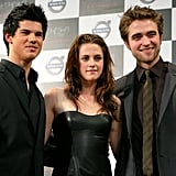 Twilight Press Conference and Premiere in Japan