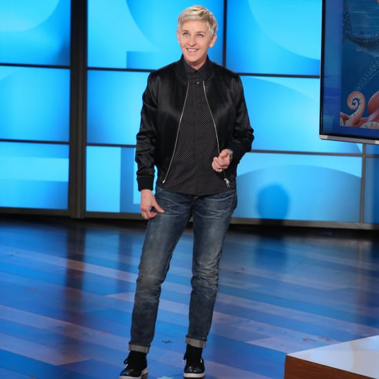 Ellen DeGeneres Talks About Immigration Ban Video Jan. 2017