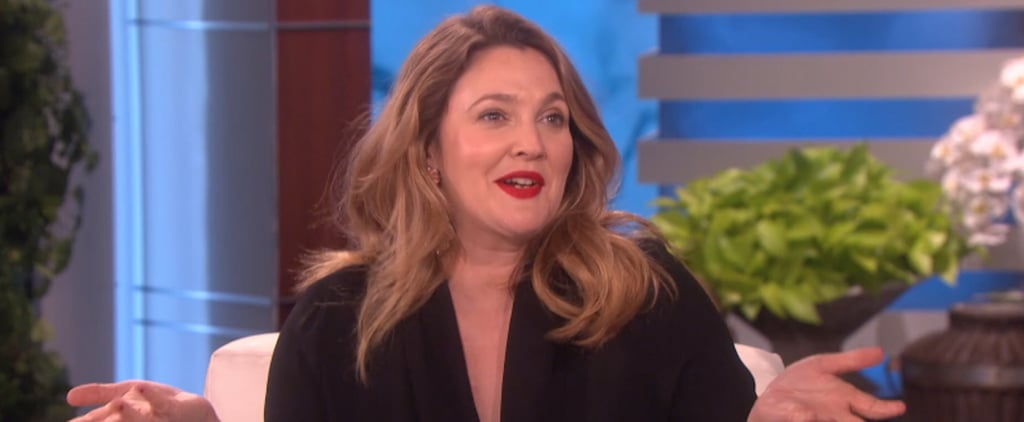 You Have to Watch Drew Barrymore Recount Her Hilarious, 100% Relatable Dating App Struggle