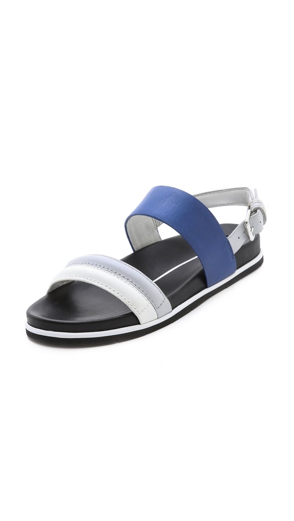 Dolce Vita Colorblock Sandals