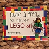 You're a Friend I'd Never Lego of