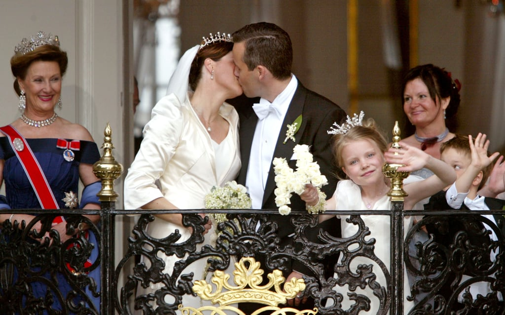 Princess Martha and Ari Behn