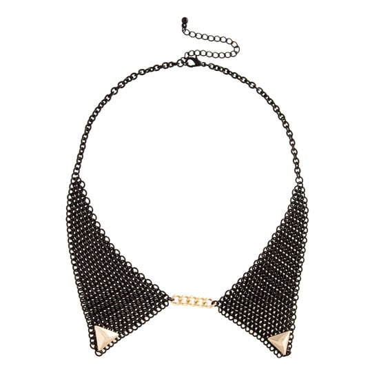 Necklace, approx $24.50, ASOS